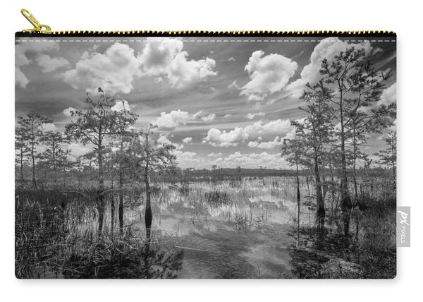 Florida Everglades 5210bw Carry-all Pouch