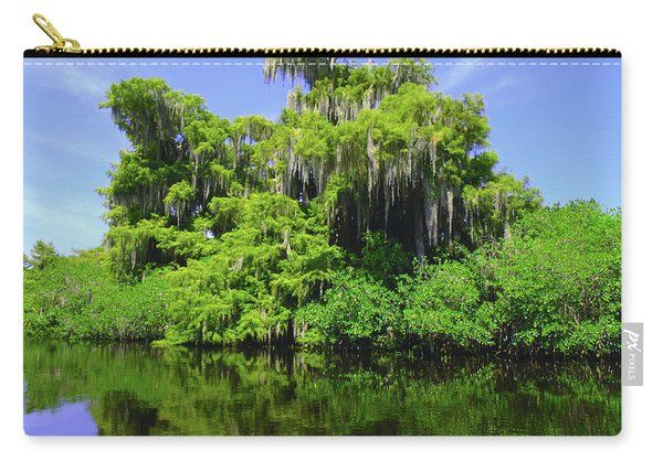 Florida Swamps Carry-all Pouch