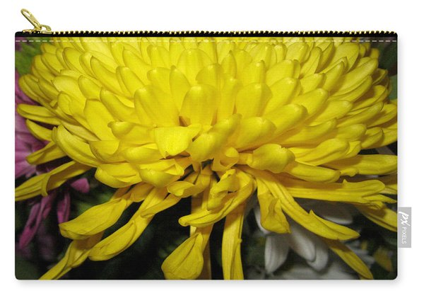 Yellow Queen. Beautiful Flowers Collection For Home Carry-all Pouch