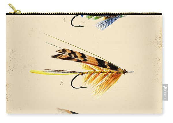 Fly Fishing-jp2095 Carry-all Pouch