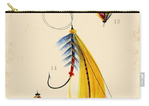Fly Fishing-jp2098 Carry-all Pouch