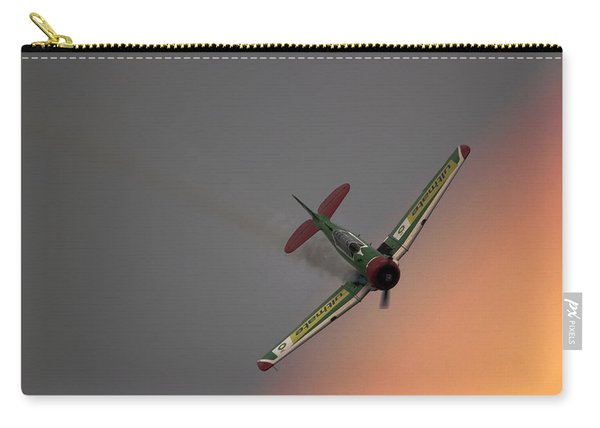 Flying Into Glory Carry-all Pouch