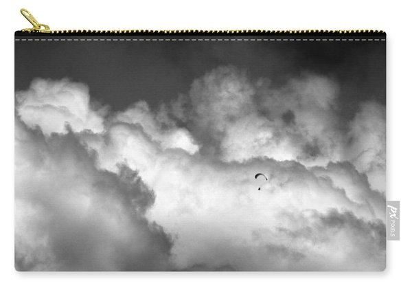 Flying Through The Clouds Carry-all Pouch