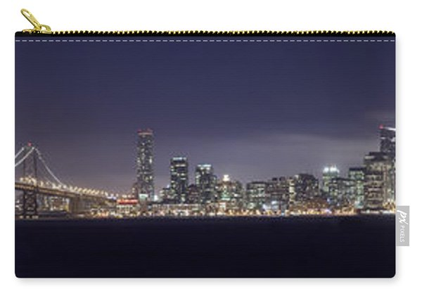 Fog City San Francisco Carry-all Pouch