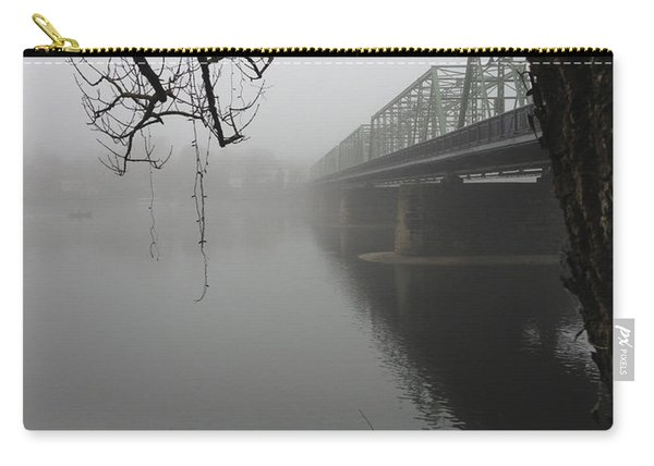 Foggy Morning In Paradise - The Bridge Carry-all Pouch