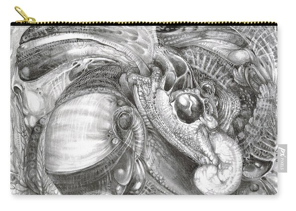 Fomorii Aliens Carry-all Pouch
