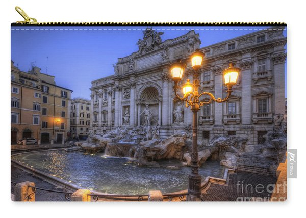 Fontana Di Trevi 3.0 Carry-all Pouch
