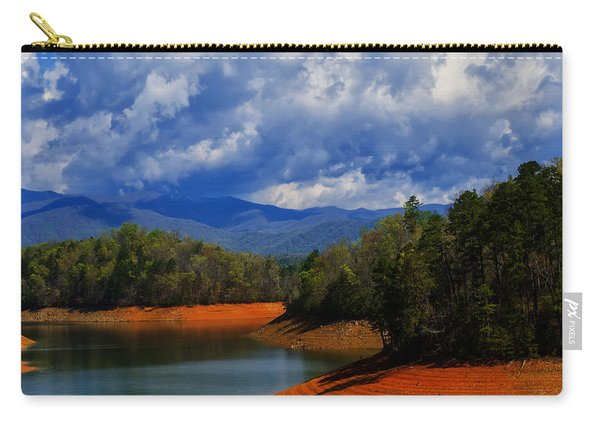 Fontana Lake Storm Carry-all Pouch