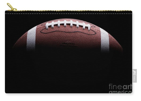 Football Painting Carry-all Pouch