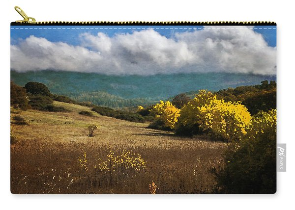 Foothill Autumn In Southern Oregon Carry-all Pouch
