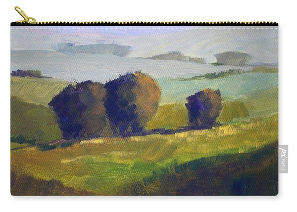Foothills Landscape Carry-all Pouch