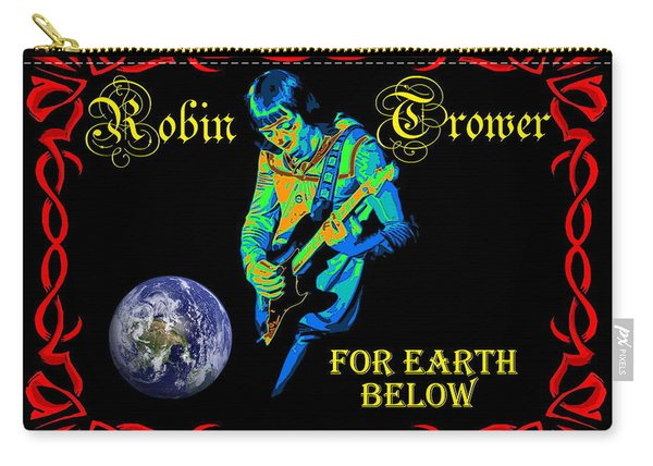 For Earth Below #1 Carry-all Pouch