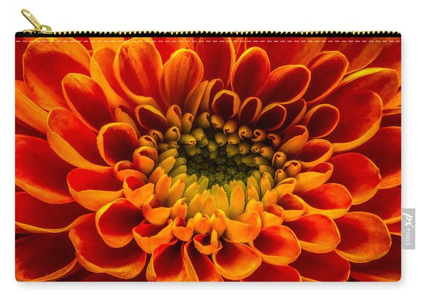 The Heart Of A Mum Carry-all Pouch