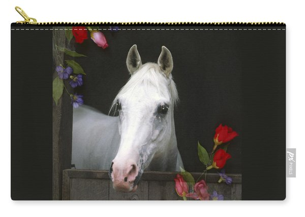 For The Roses Carry-all Pouch