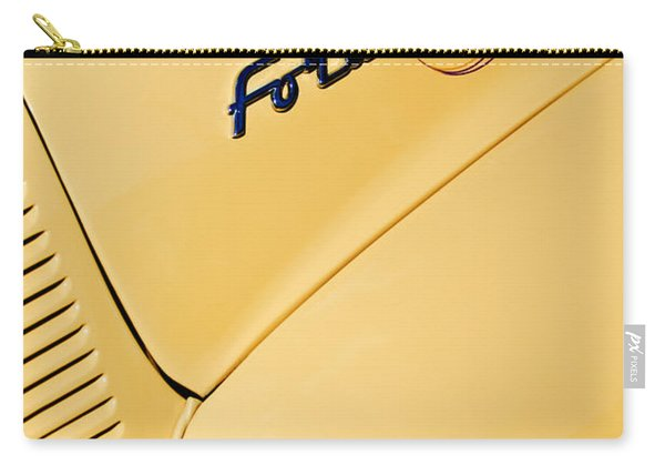 Ford F-100 Emblem Pickup Truck Carry-all Pouch