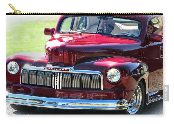 Ford Mercury Eight Carry-all Pouch