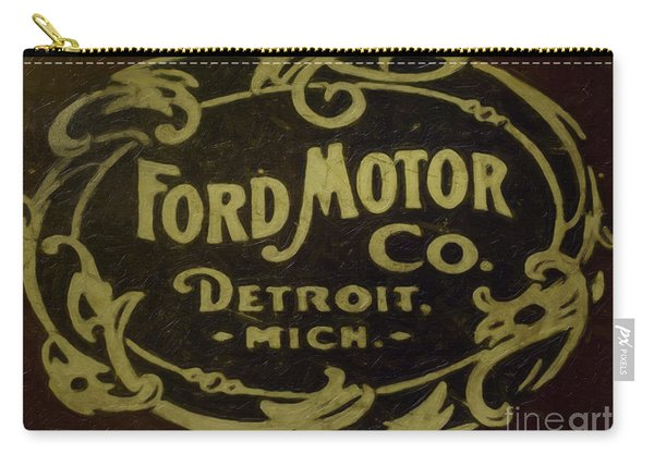 Ford Motor Company Carry-all Pouch