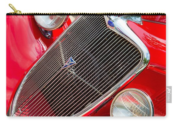 Ford Roadster V8 Carry-all Pouch