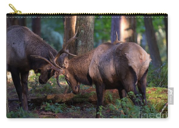 Forest Battle Carry-all Pouch