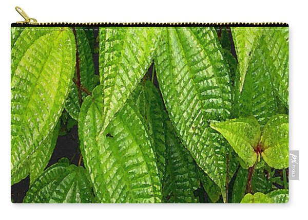 Forever Green Carry-all Pouch