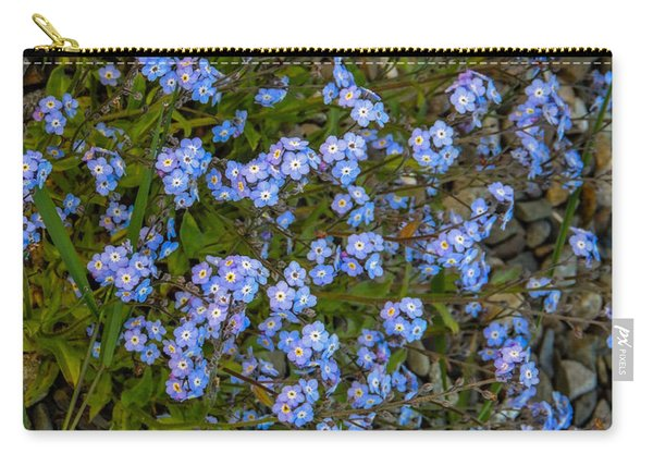 Forget-me-nots Carry-all Pouch