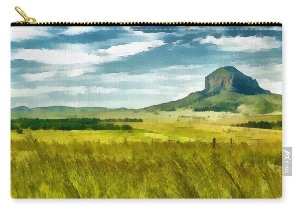 Forgotten Fields Carry-all Pouch