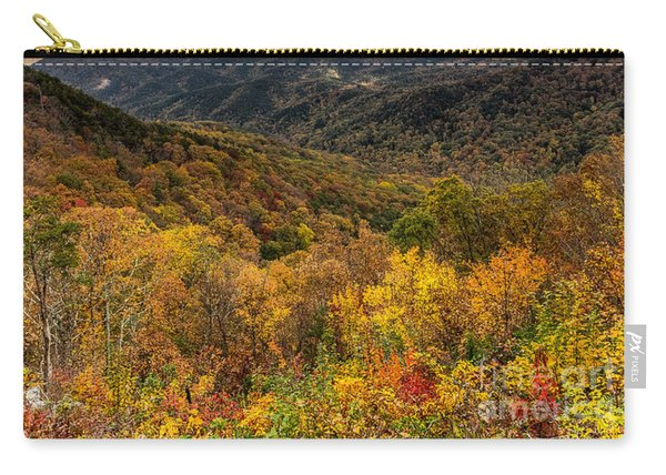 Fort Mountain Carry-all Pouch