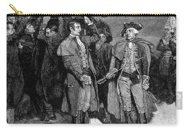 Fort William & Mary, 1774 Carry-all Pouch