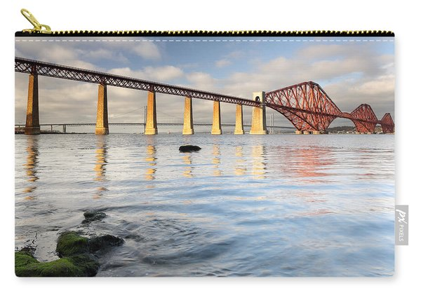 Forth Railway Bridge Carry-all Pouch