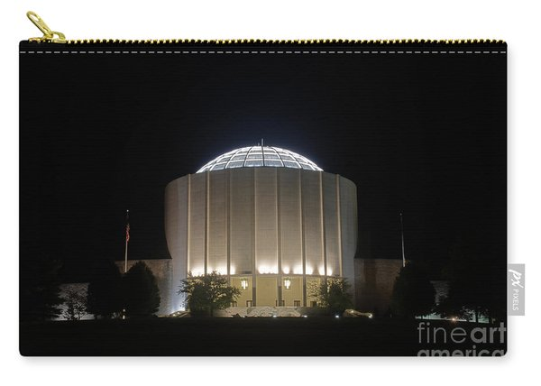 Founders Hall At Night Carry-all Pouch