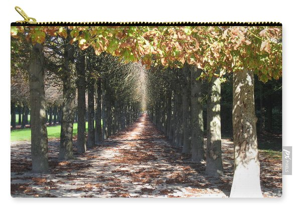 Fountainebleau - Under The Trees Carry-all Pouch