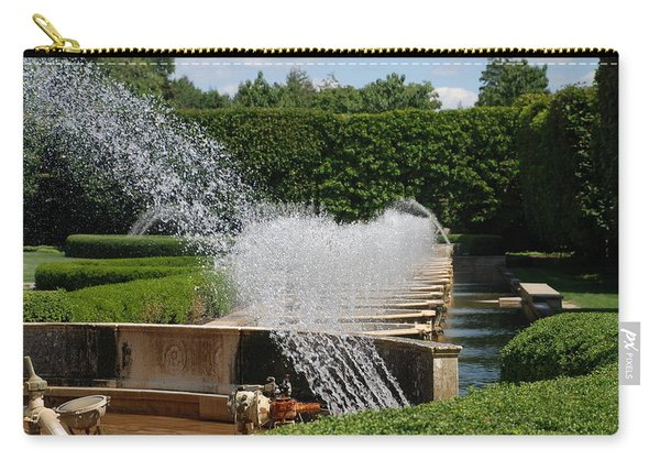 Fountains Carry-all Pouch