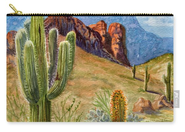 Four Peaks Vista Carry-all Pouch