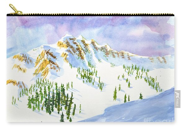 Four Sisters At Snowbasin Carry-all Pouch
