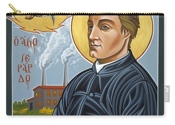 Fr. Gerard Manley Hopkins The Poet's Poet 144 Carry-all Pouch