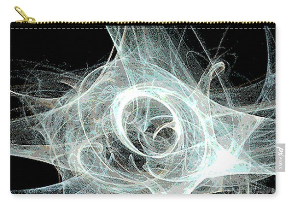 Fractal 10 Poster Carry-all Pouch