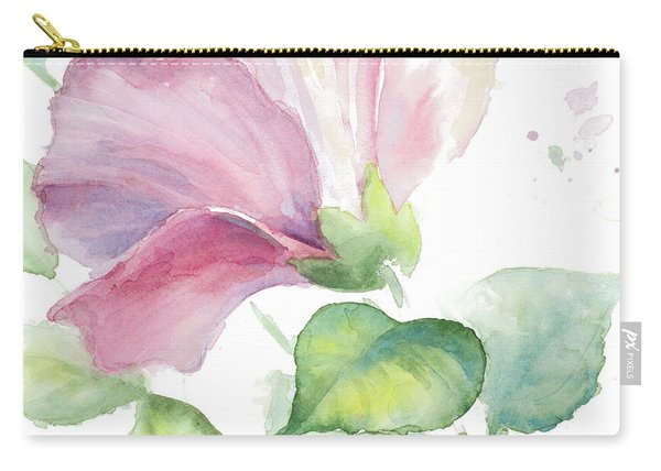 Fragrant Hibiscus I Carry-all Pouch