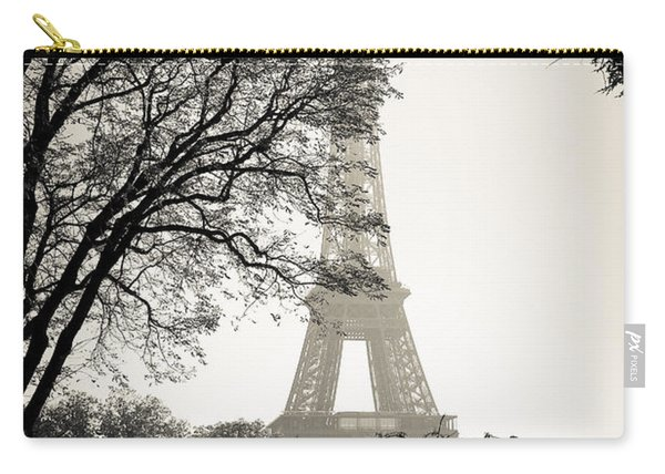 The Eiffel Tower Paris France Carry-all Pouch