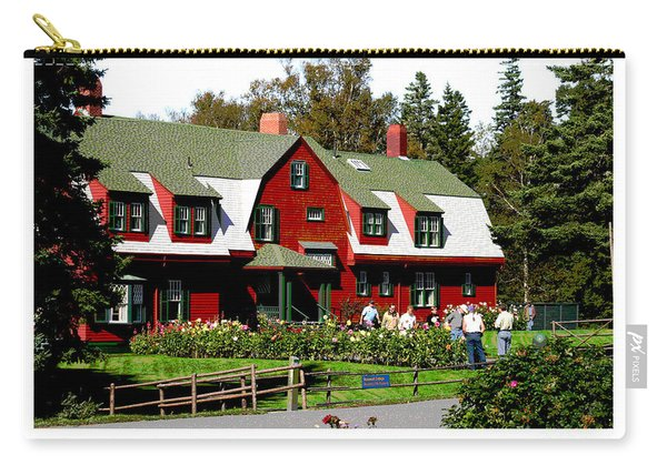 Franklin D. Roosevelt Cottage Campobello Nb Carry-all Pouch
