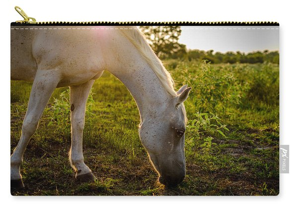 Freckles Pferd Carry-all Pouch