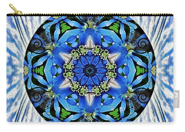 Freedom And Love Carry-all Pouch