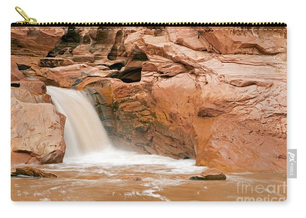 Fremont River Falls Capitol Reef National Park Carry-all Pouch