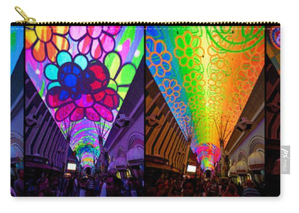 Fremont Street Experience Carry-all Pouch