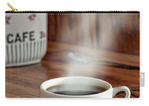 French Coffee Carry-all Pouch