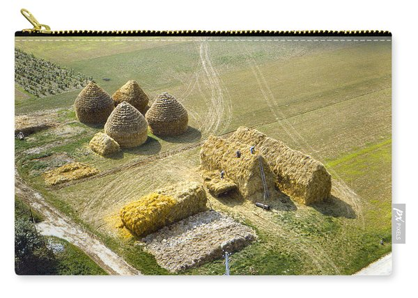 French Haystacks Carry-all Pouch