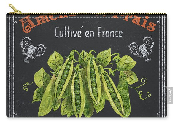 French Vegetables 2 Carry-all Pouch