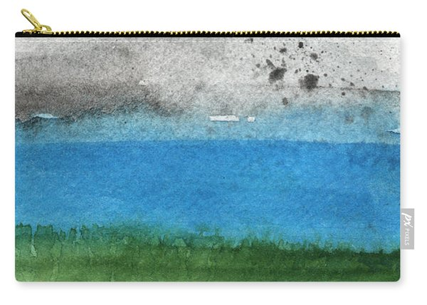 Fresh Air- Landscape Painting Carry-all Pouch