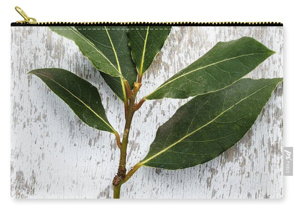 Fresh Laurel Carry-all Pouch