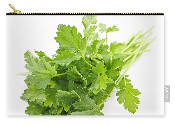 Fresh Parsley Carry-all Pouch