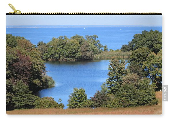 Fresh Pond At Caumsett Carry-all Pouch